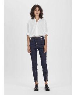 High Waisted Legging Jean
