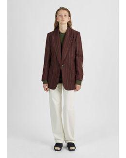 Kern Striped Jacket