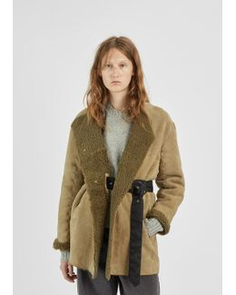 Arsene Reversible Shearling Jacket