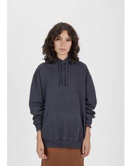 Marie Fleece Hooded Sweatshirt