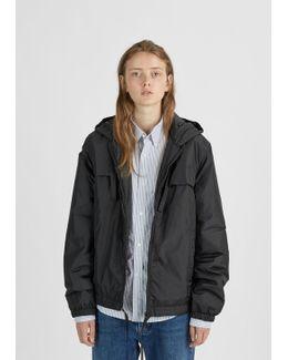 Mayland Face Hooded Jacket