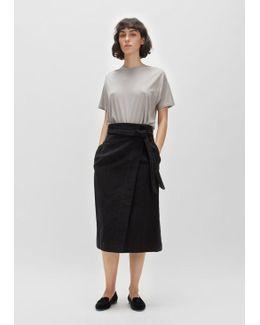 Georgia Wrap Skirt