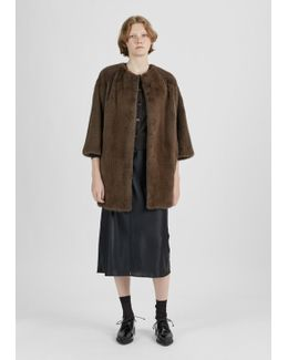 Short Mink Coat
