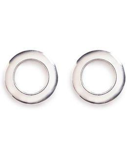 'alyssa' Ring Stud Earrings