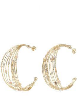 'orbita' Hoop Earrings