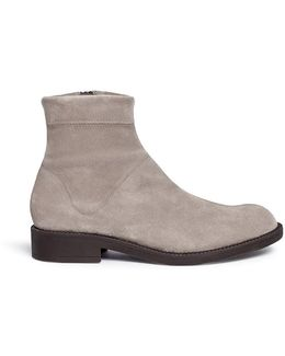 'kana' Suede Ankle Boots