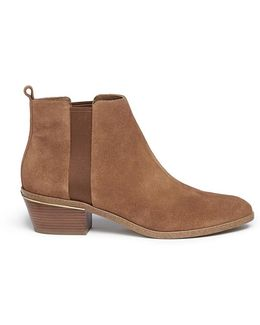 'crosby' Suede Chelsea Boots