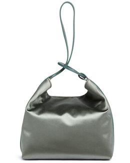 'the Pina' Satin Wristlet Bag