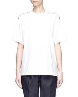 Cabochon Stud T-shirt