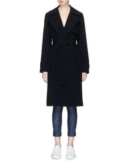 'oaklane' Belted Cady Trench Coat