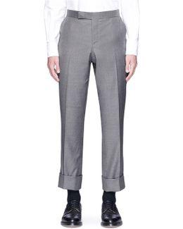 130's Wool Twill Pants