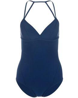 'hudson' Halterneck One-piece Swimsuit