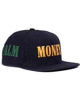 Slogan Print Baseball Cap