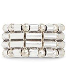 Mixed Bead Elastic Ring