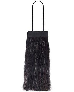 Small Horse Hair Fringe Bag