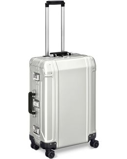 """Geo Aluminium 2.0 24"""" 4-wheel Spinner Suitcase"""