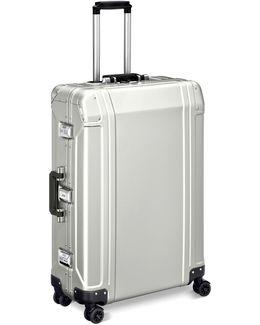 """Geo Aluminium 2.0 28"""" 4-wheel Spinner Suitcase"""