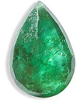 Birthstone Charm - May 'sending Luck' Emerald
