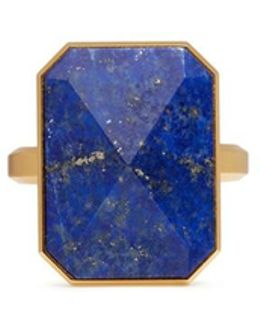 'out To Sea' Lapis Activity Tracking Ring