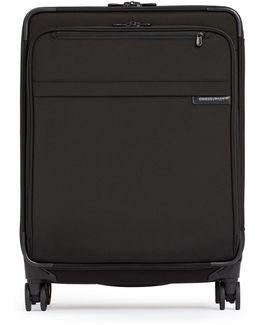Baseline Medium Expandable Spinner Suitcase