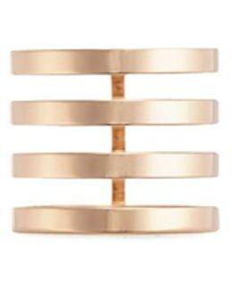 'berbère' 18k Rose Gold Four Row Ring