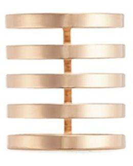 'berbère' 18k Rose Gold Five Row Ring