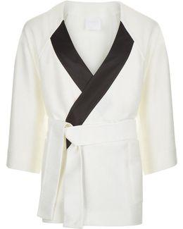 Short Kimono Night Robe