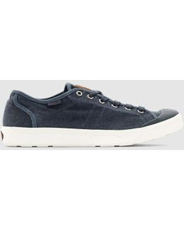 Pallarue Lc M Low Ankle Canvas Trainers