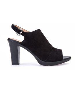 D Jadalis C Heeled Sandals