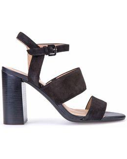 D Audalies H Heeled Sandals..