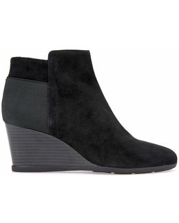 Inspirat.wed Wedge Ankle Boots