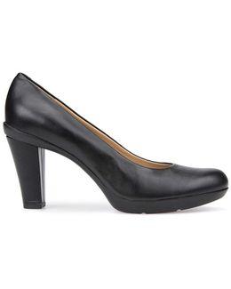 Inspiration Leather Heels