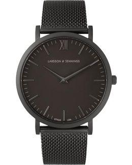 Black Chain Classic Watch