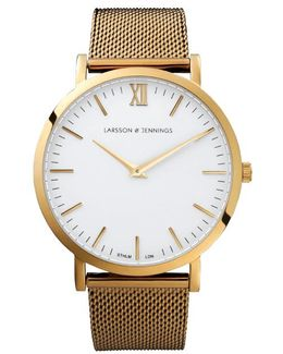 'lugano 40mm' Watch