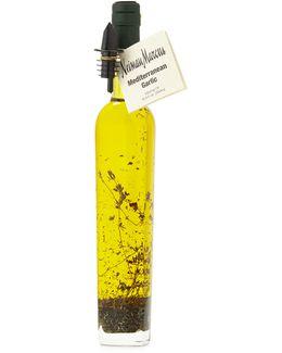 Mediterranean Garlic Dipping Oil