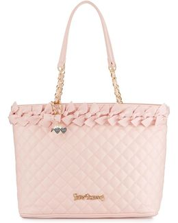 Family Ties Quilted Tote