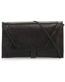 Cordoba Convertible Leather Clutch Bag