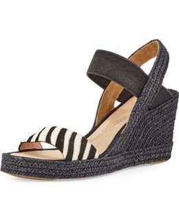 Blaire Espadrille Wedge Sandal