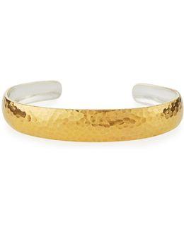 Amulet 24k Vermeil Cuff Bracelet