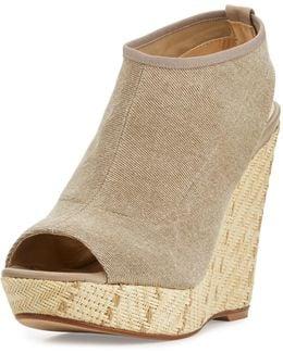Glover Stretch Wedge Sandal