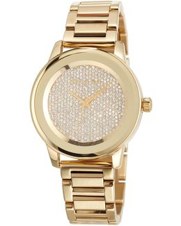 42mm Kinley Glitz Bracelet Watch