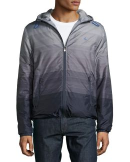 Padded Wind-resistant Jacket