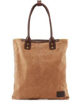 Cooper Spur Canvas Tote Bag