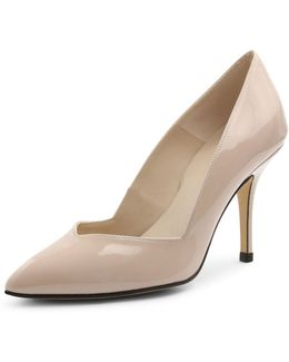 Steph Patent Pointed-toe Pump