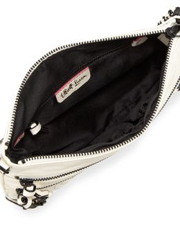 Bali 89 Leather Clutch Bag