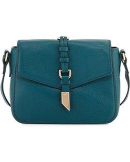 Joni Leather Crossbody Bag