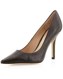Sway Ii Pointy Leather Pump