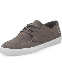 Sevrin Suede Low-top Sneaker