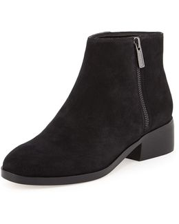 Southport Suede Bootie