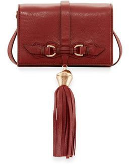 Bo Leather Crossbody Bag